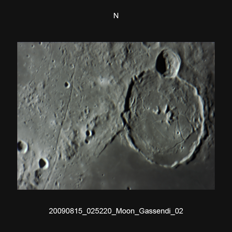 20090815_025220_Moon_Gassendi_02.JPG -   Newton d 309,5 / af 5780 (Barlow) TIS DBK 21AU04.AS UV-IR-Cut filter 640x480 AVI-1500 (30 frames/s) IC Capture.AS, AviStack, A-PS-CS